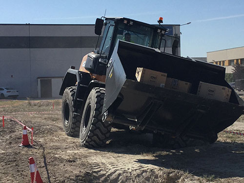 El Rodeo de CASE Construction Equipment vuelve a España