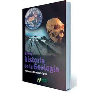"""""""Breve historia de la Geología"""" de Antonio Durán López"""