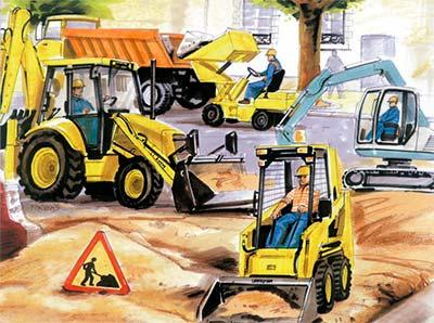 La industria alemana de construcción. Exigencia de estabilidad
