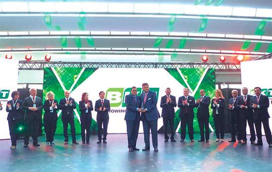 BKT inaugura su nueva sede central europea en Seregno (Italia)