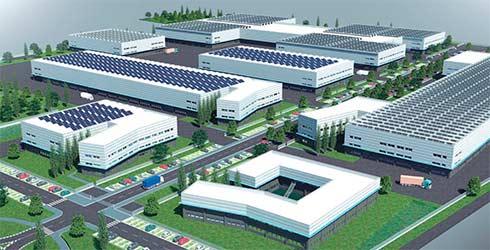 Nueva fábrica de Magni