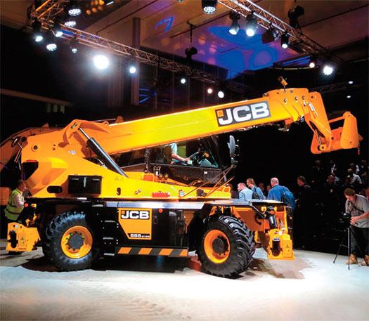 JCB presenta sus desarrollos 2019