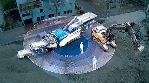 Innovaciones en seguridad en instalaciones de criba y machaqueo de Kleemann