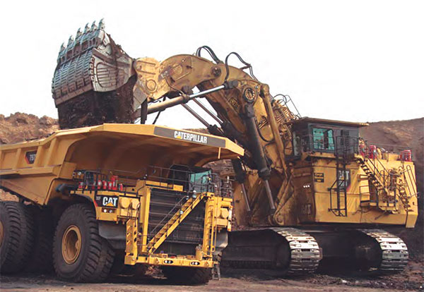 Caterpillar 6090 FS