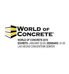 World of Concrete'2019