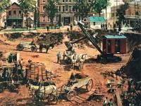 Excavadoras de cables y dragalinas, Titanes en movimiento (1)