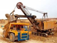 Excavadoras de cables y dragalinas, Titanes en movimiento (2)