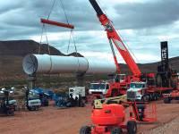 Hyperloop, el sistema de transporte del futuro, se pone en marcha
