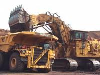 Ránking de las 10 excavadoras hidráulicas más grandes del mundo